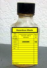 Lab Waste Graphic