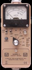Radiation Safety - Ludlum Model 3