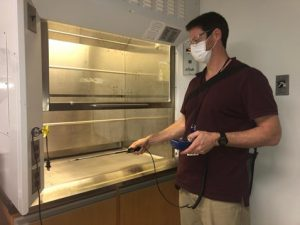 Lab Ventilation