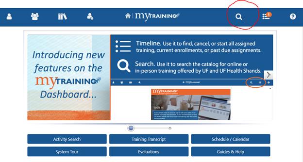 Online Training Screenshot 4